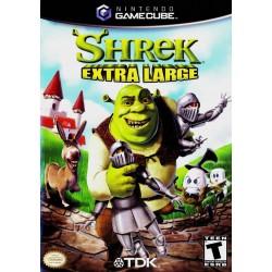 Shrek Extra Large (Nintendo GameCube, 2002)