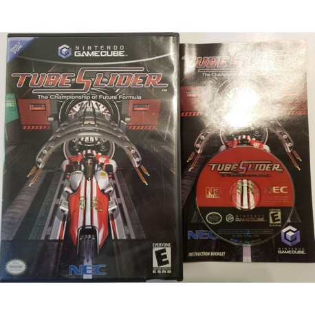 Tube Slider (Nintendo GameCube, 2003)