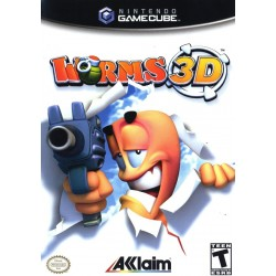 Worms 3D (Nintendo GameCube, 2004)