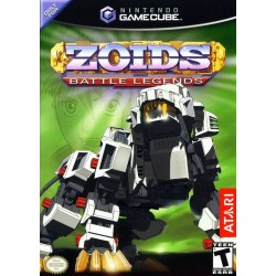 Zoids Battle Legends (Nintendo GameCube, 2004)