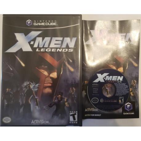 X Men Legends (Nintendo GameCube, 2004)