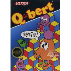 Qbert (Nintendo NES, 1989)