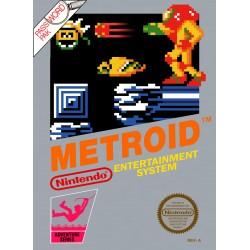 Metroid (NES, 1986)