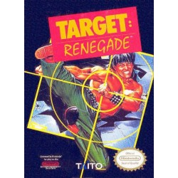 Target Renegade (Nintendo NES, 1990)
