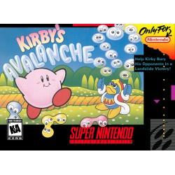 Kirbys Avalanche (Super Nintendo, 1995)