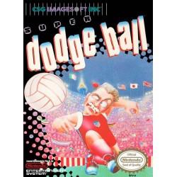 Super Dodge Ball (Nintendo NES, 1989)