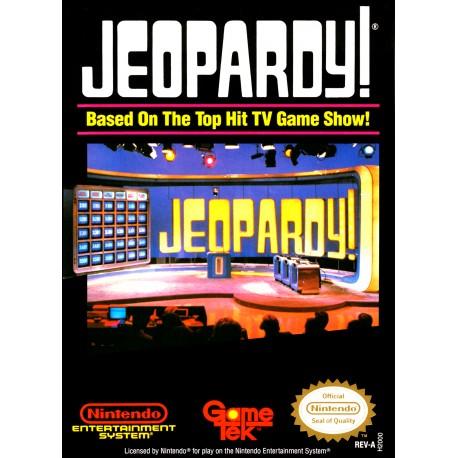 Jeopardy (Nintendo NES, 1990)