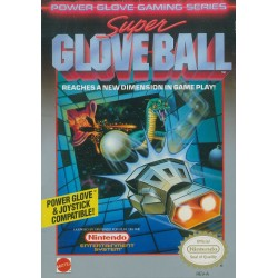 Super Glove Ball (Nintendo NES, 1990)