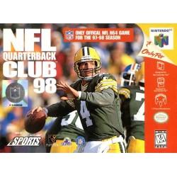 NFL Quarterback Club 99 (Nintendo 64, 1998)