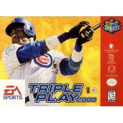 Triple Play 2000 (Nintendo 64, 1999)