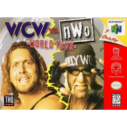 WCW vs NWO World Tour (Nintendo 64, 1997)