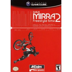 Dave Mirra Freestyle BMX 2 (Nintendo GameCube, 2001)