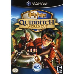 Harry Potter Quidditch World Cup (Nintendo GameCube, 2003)