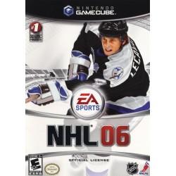 NHL 06 (Game Cube, 2005)