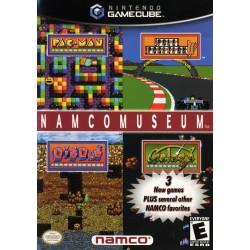 Namco Museum (Nintendo GameCube, 2002)