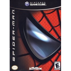 Spiderman The Movie (Nintendo GameCube, 2002)