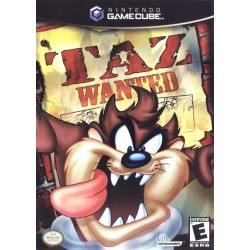 Taz Wanted (Nintendo GameCube, 2002)