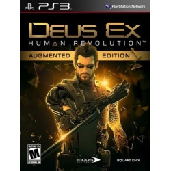 Deus Ex: Human Revolution -- Augmented Edition (Sony Playstation 3, 2011)