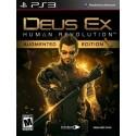 Deus Ex: Human Revolution Augmented Edition (Sony Playstation 3, 2011)