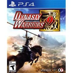 Dynasty Warriors 9 (Sony PlayStation 4, 2018)