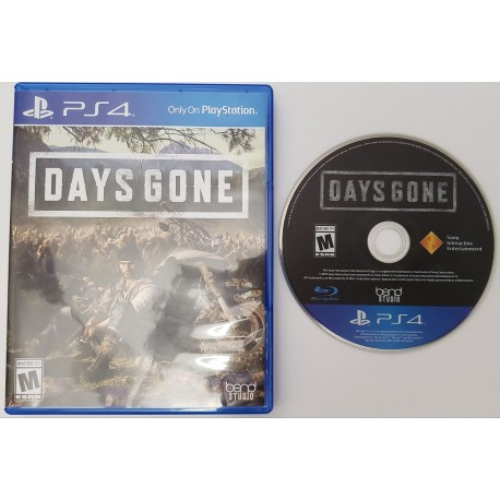 Days Gone (Sony PlayStation 4, 2019)