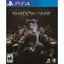 Middle Earth Shadow of War (Sony PlayStation 4, 2017)