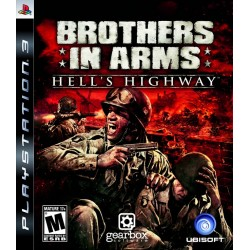 Brothers in Arms Hells Highway (Sony PlayStation 3, 2008)