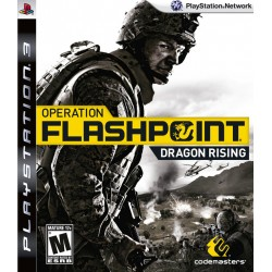 Operation Flashpoint Dragon Rising (Sony PlayStation 3, 2009)