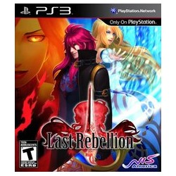 Last Rebellion (PlayStation 3, PS3 2010)