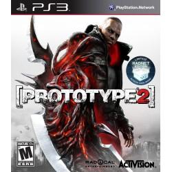 Prototype 2 (Sony Playstation 3, 2009)