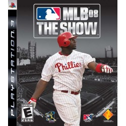 MLB 08 The Show (Sony PlayStation 3, 2008)