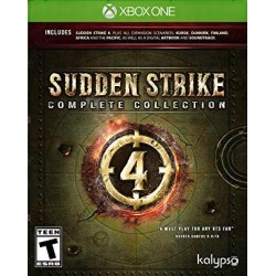 Sudden Strike (Microsoft Xbox One, 2019)