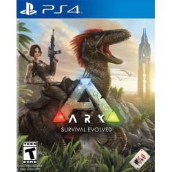 ARK Survival Evolved (Sony PlayStation 4, 2017)