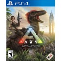 ARK Survival Evolved (Sony PlayStation 4, 2017)