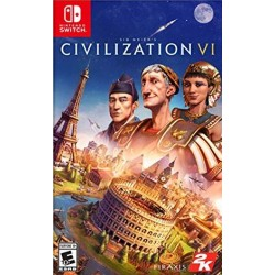 Civilization 6 (Nintendo Switch, 2018)
