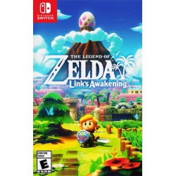 Zelda Links Awakening (Nintendo Switch, 2019)
