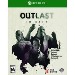 Outlast Trinity (Microsoft Xbox One, 2017)