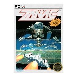 Zanac (Nintendo, 1988)