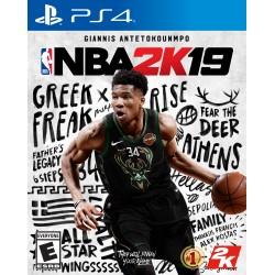 NBA 2K19 (Sony PlayStation 4, 2018)