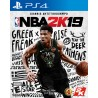NBA 2K19 (Sony PlayStation 4, 2018)