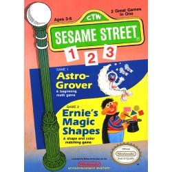 Sesame Street 1 2 3 (Nintendo NES, 1989)
