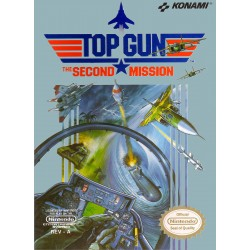Top Gun The Second Mission (Nintendo NES, 1990)