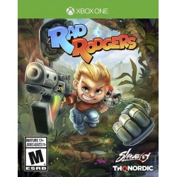 Rad Rodgers (Microsoft Xbox One, 2018)