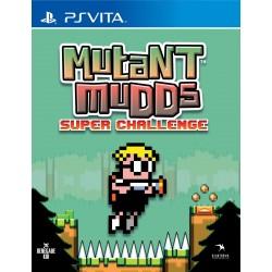 Mutant Mudds Super Challenge (Sony PlayStation Vita, 2014)