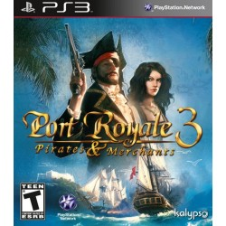 Port Royale 3 Pirates and Merchants (Sony PlayStation 3, 2012)