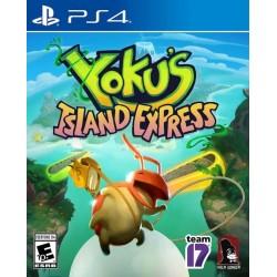 Yokus Island Express (Sony PlayStation 4, 2018)