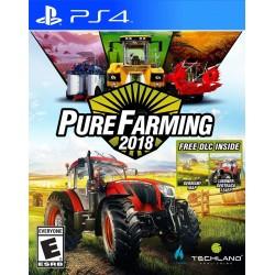 Pure Farming 2018 (Sony PlayStation 4, 2016)