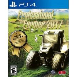 Professional Farmer 2017 Gold Edition (Sony PlayStation 4, 2019)