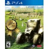 Professional Farmer 2017 Gold Edition (Sony PlayStation 4, 2019)