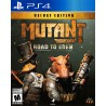 Mutant Year Zero Road to Eden Deluxe Edition (Sony PlayStation 4, 2017)